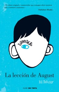 Libro 3. La leccion de August